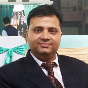 Mr. Neeraj Kumar - Senior Digital Marketing Manager